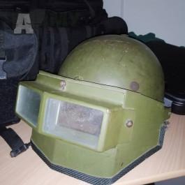 Ruská ocelová helma Vityaz-S