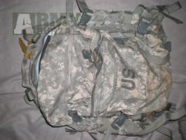 US ACU UCP ASSAULT PACK MOLLE II batoh