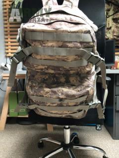 Taktický batoh střední velikosti Digital MFH