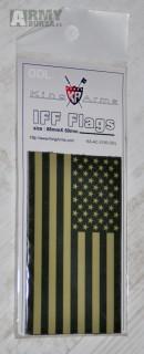 A11. IFF vlajka (king arms)