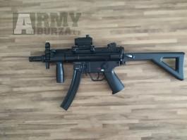 Umarex MP5K 4,5mm CO2 blowback