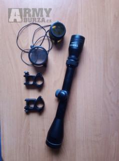 Puškohled - optika Tasco 3-9x40