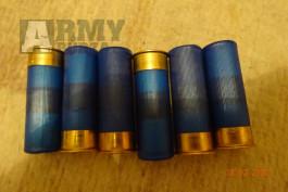 Černopraché brokové náboje ráže  16/65 brok 3 mm