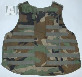 Interceptor Body Armor IBA Woodland MOLLE