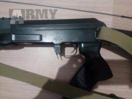 Prodám ak-47 Cm.042a tactical celokov ,super stav