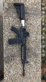 "M4A3 RIS ""Knights Arm"" [Specna Arms]"