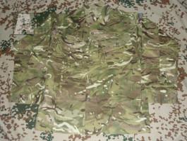 Jacket Combat Tropical MTP 190/112