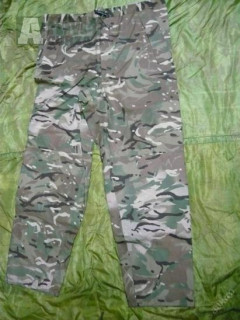 Trousers Wet Weather MVP MTP 80/88/104