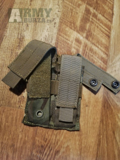 Prodám - taktická vesta + odhazovák + sumky Multicam