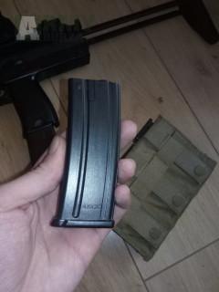 MP7 AEP + příslušenství