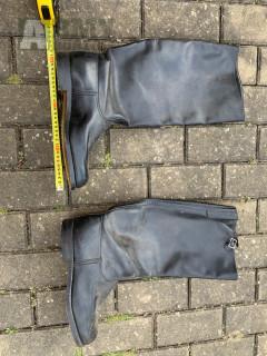 Vysoké důstojnické boty