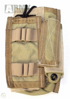 Paraclete MBITR radio pouch