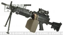 Nefunkční M249