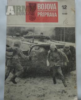 Časopis BOJOVÁ PŘÍPRAVA 1980