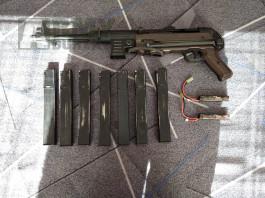 WW2-MP40 SRC el.blowback