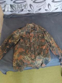 Bundeswehr Blůza, a kalhoty Flectarn a Tropetarn