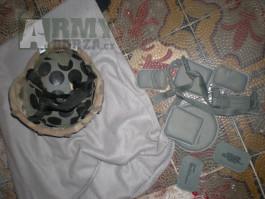 MICH ACH HELMA Helmet combat Small original MSA USA MC OCP