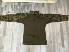Combat shirt MARPAT, rip-stop, UBACS