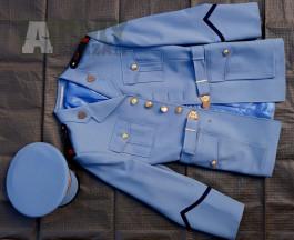 Letní služební uniforma Hradní stráže