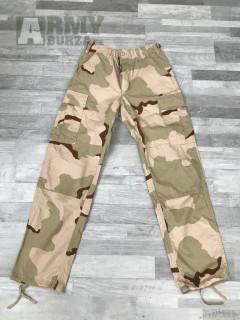Kalhoty BDU 3COL Desert, rip-stop