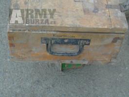německá bedna od munice