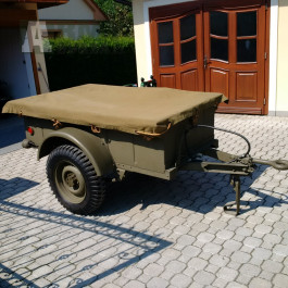Willys jeep trailer