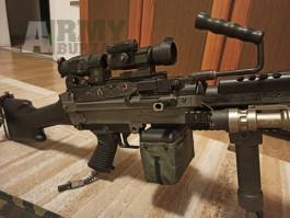 HPA M249 v Polaru