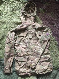 SAS Windproof jacket, Smock MTP