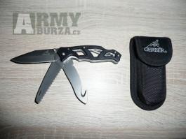 GERBER nový otvírací nůž lovecký survival trojkombinace