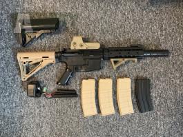 Spartac M4A1 Spec Ops