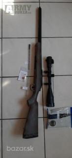 Zbraň vymením za zbrane v základe na fotenie