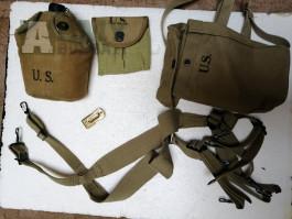 WW2 US výstroj