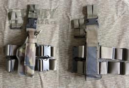 Stehenní pouzdro, Kapsy a Sumky TacticalPro