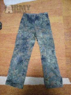 Kalhoty BW Flecktarn originál