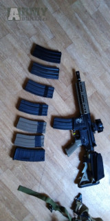 SA M4A1 RAS tan SPECNA ARMS