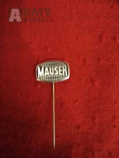 Odznak Mauser