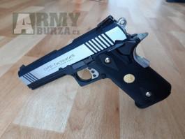 Airsoftová pistole hi-capa (plynová) s blowback