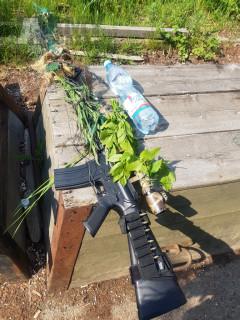 M16A4 +spotter+výstroj do pátku 5000kc