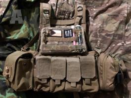 Warrior UK originál bandalír - Chest Rig