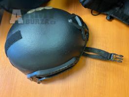 Balistická helma FAST SPEC DELTA , IIIA