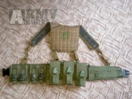 Battle belt + řemení