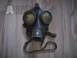 Něm.plynová maska bez filtru