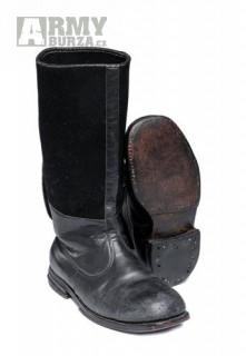 Finské vojenské boty