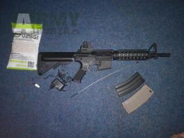 Airsoftová zbraň CQB-R,ABS,Cyma,CM.012