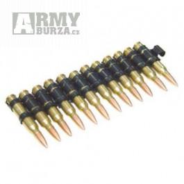 Imitace nábojového pásu M249