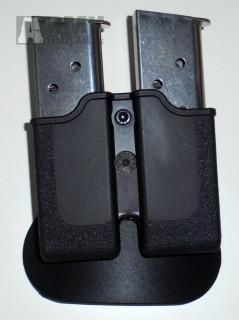 Klipové opaskové pouzdro na zásobníky Colt 1911 IMI