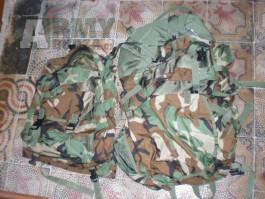 WDL woodland batoh Combat Patrol + Filed Pack Large U.S. SDS