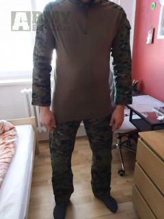 Bojová uniforma