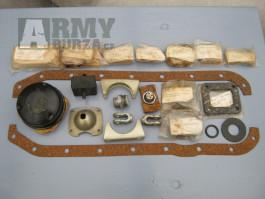 Výprodej Starších a prodej nových dílů UAZ 469 a 452