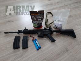 Airsoftová zbraň M4 RAS - G&P